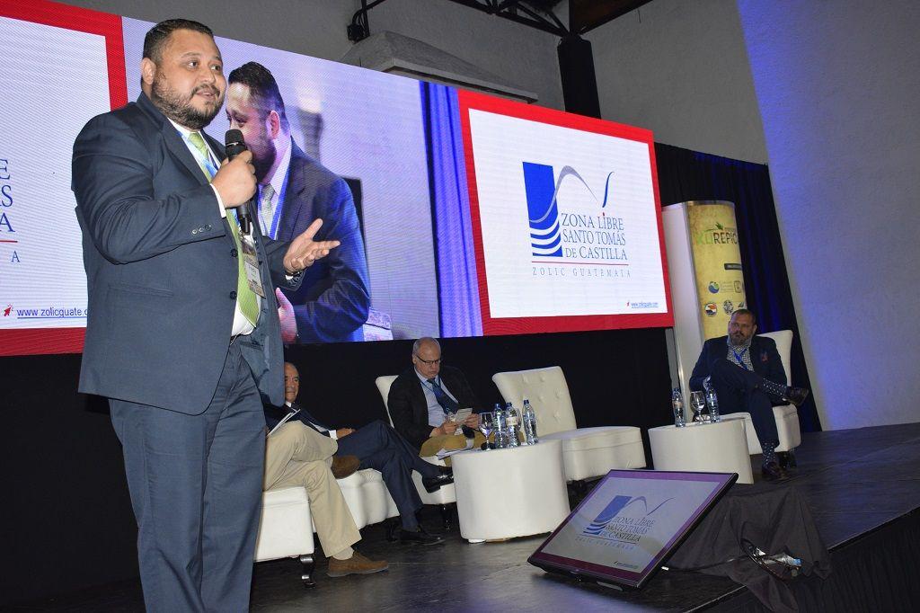 ZOLIC promueve ZDEEP en encuentro portuario a nivel centroamericano