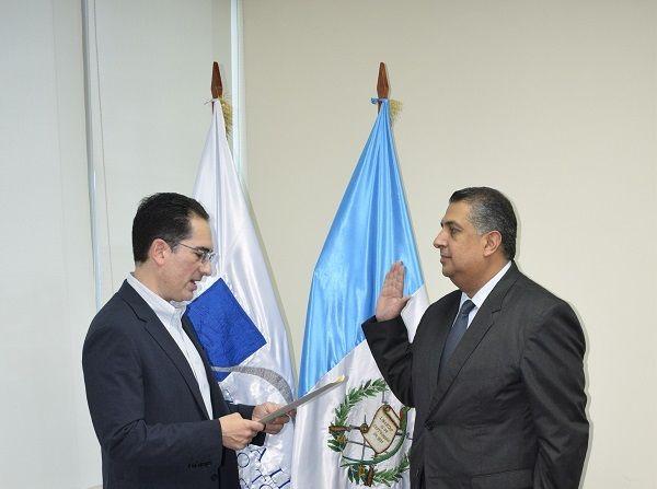 Cristian Mayorga asume la presidencia de Junta Directiva de ZOLIC
