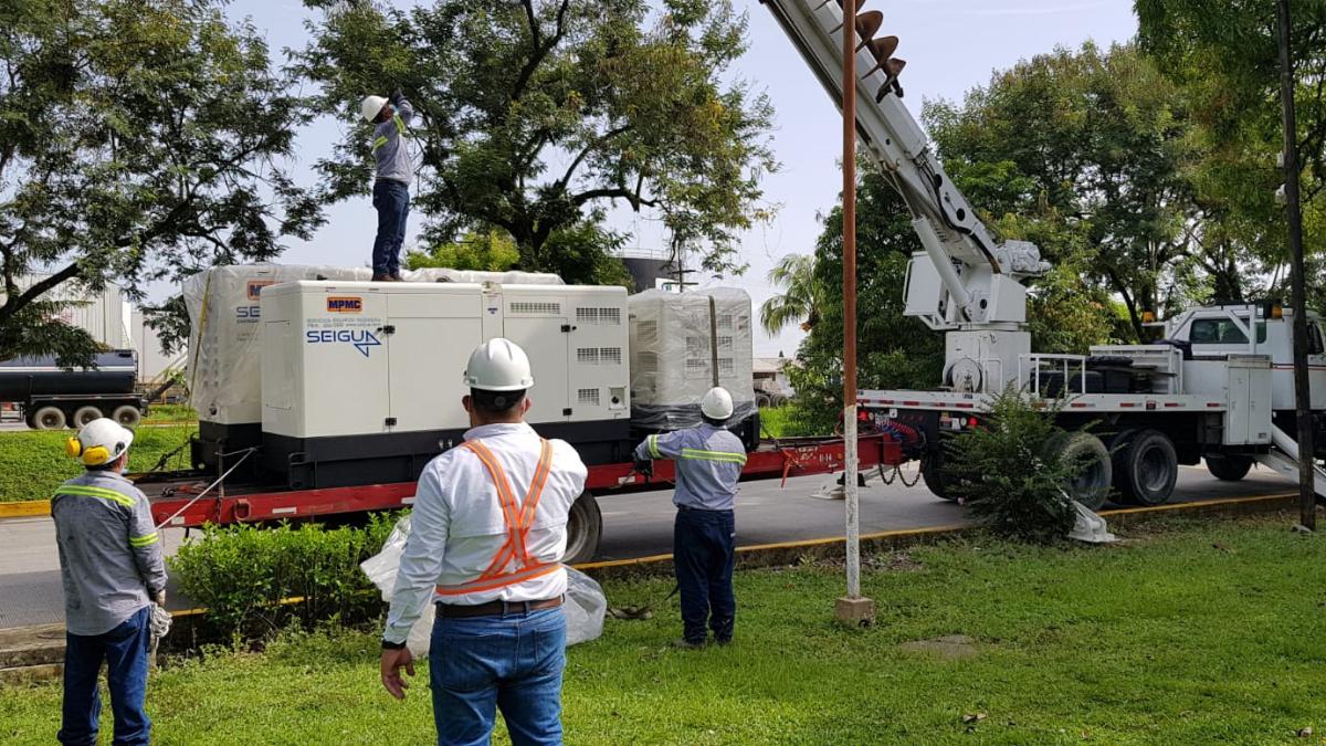 ZOLIC asegura el servicio contínuo de energía eléctrica en sus instalaciones