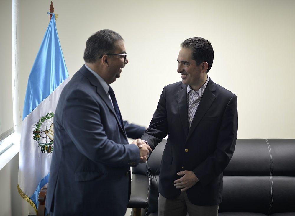 Juramentan a nuevo Vicepresidente de Junta Directiva de ZOLIC
