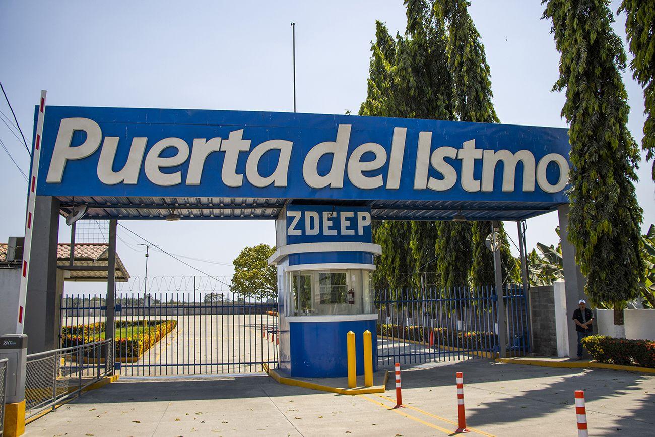La Puerta al Istmo Centroamericano