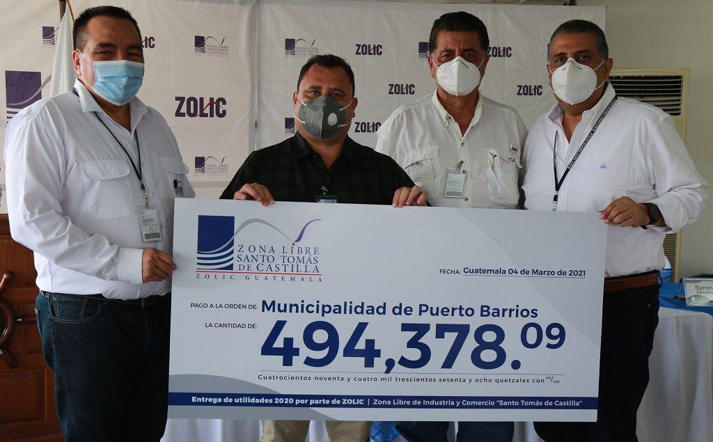 ZOILIC genera utilidades para Guatemala en tiempos difíciles