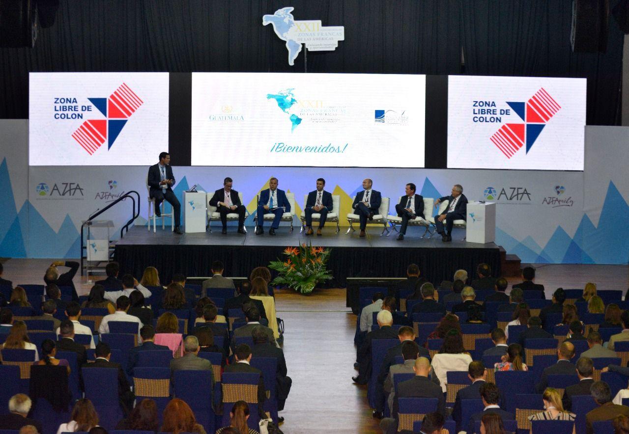 XXII Conferencia Internacional de Zonas Francas de las Américas