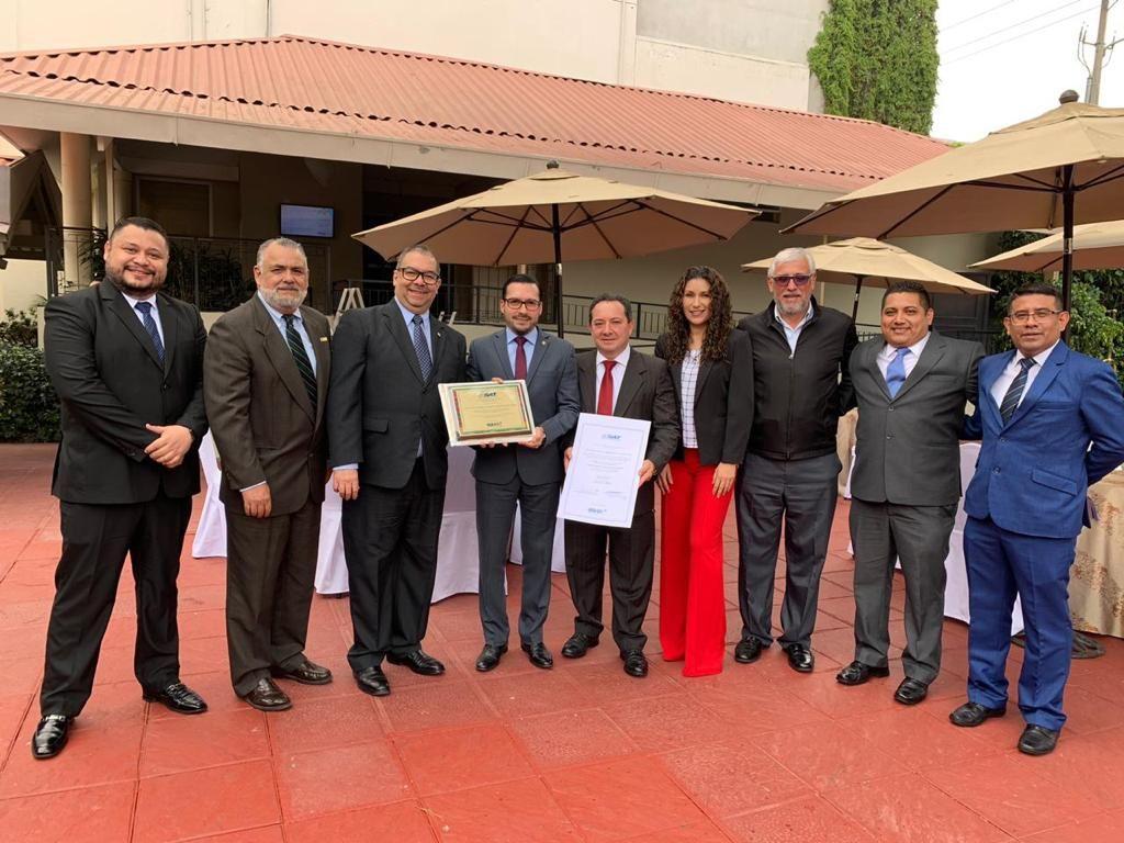 ZOLIC recibe certificación como Operador Económico Autorizado (OEA)