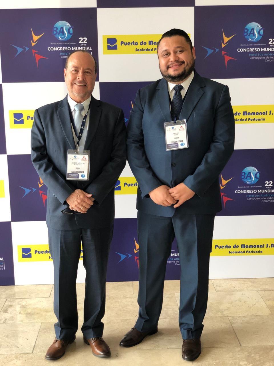 Como parte del proceso de Certificación BASC, ZOLIC participa en Congreso Mundial