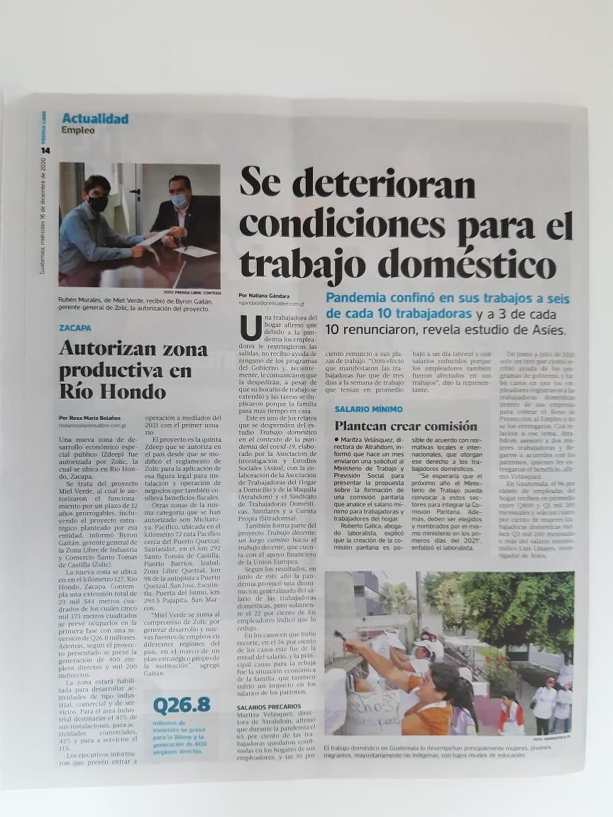 Autorizan zona productiva en Río Hondo